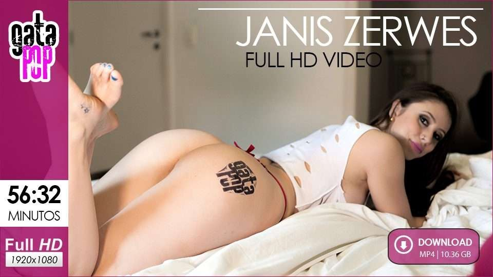 Janis Zerwes - Bluray