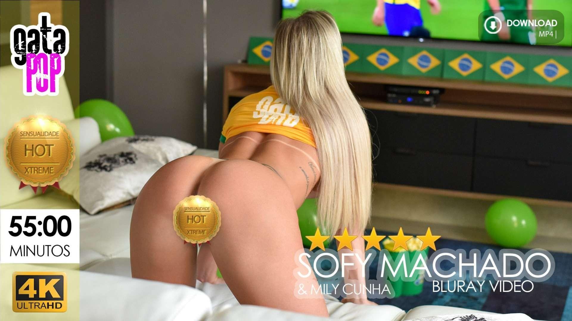 Sofy Machado - Copa - Bluray
