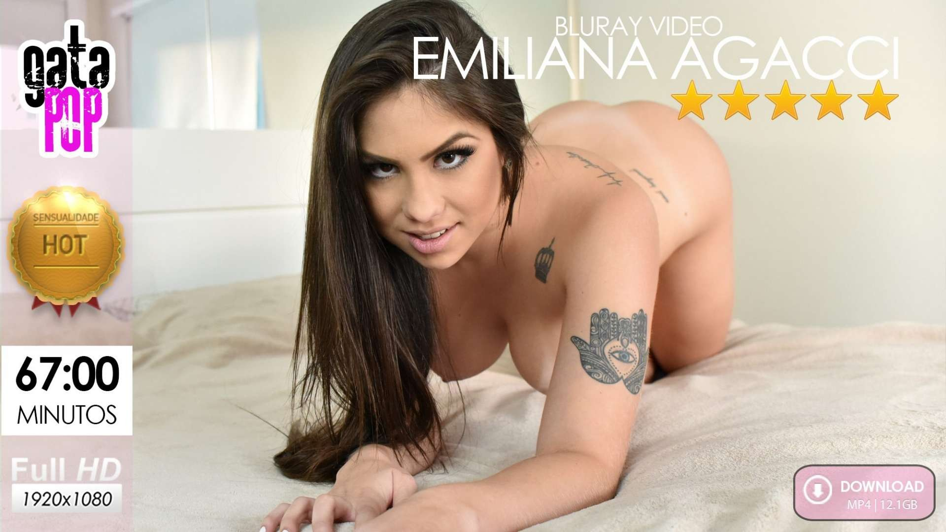 Emiliana Agacci - Bluray
