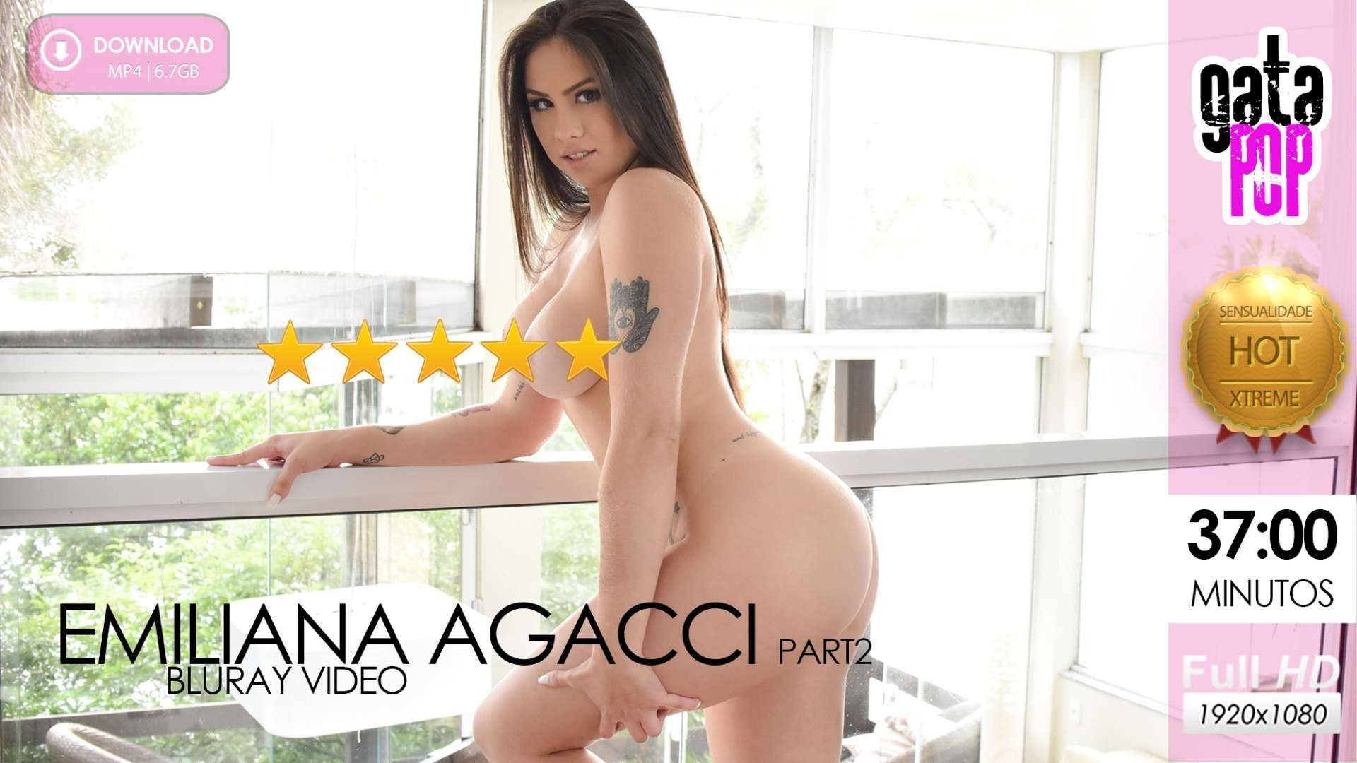 Emiliana Agacci - Part2 - Bluray