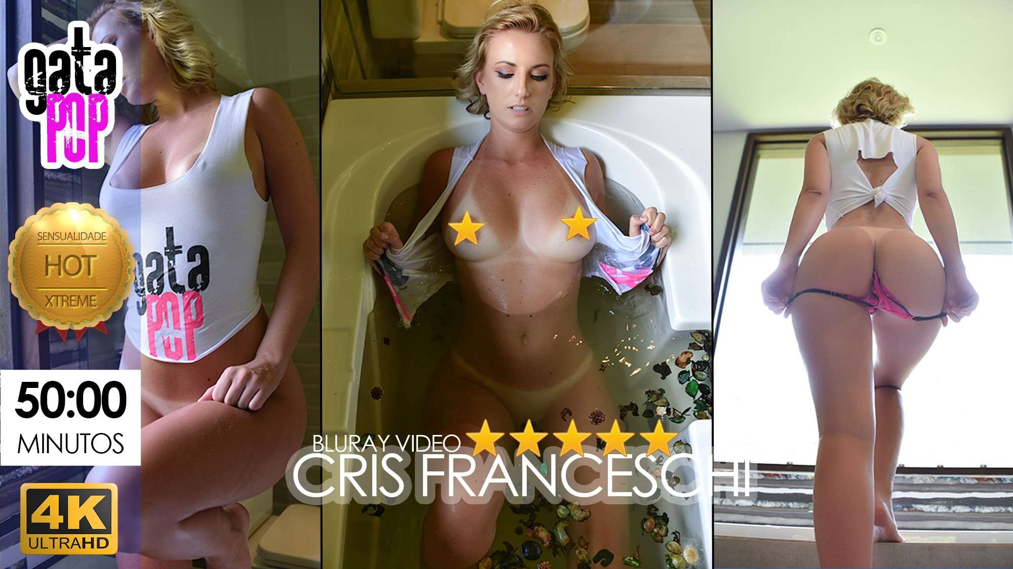 Cris Franceschi - Bluray