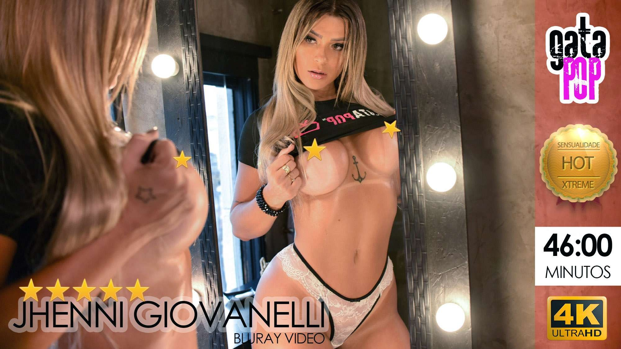Jhenni Giovanelli - Bluray