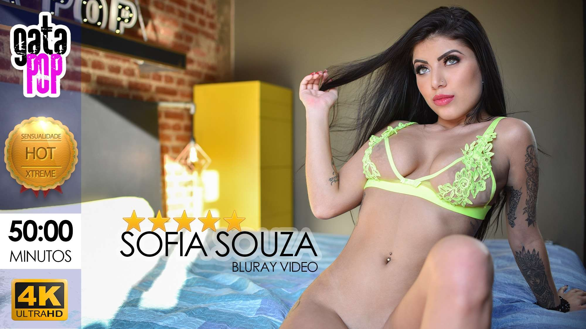 Sofia Souza - Bluray