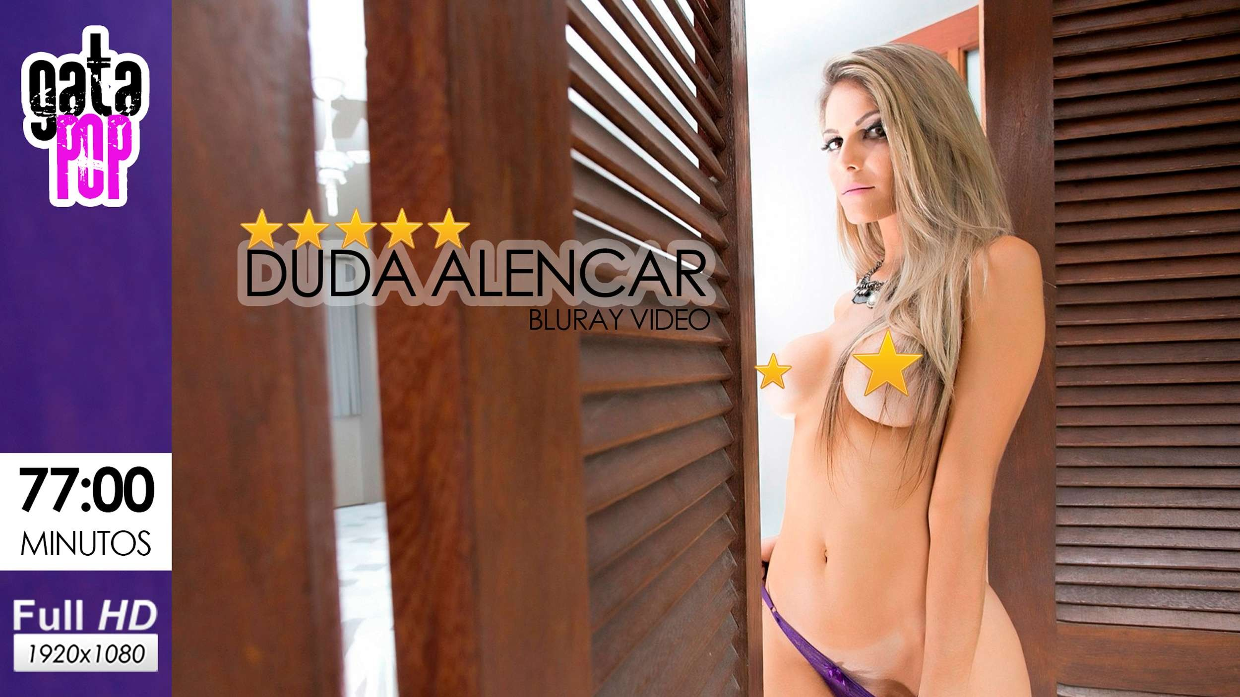 Duda Alencar - Bluray