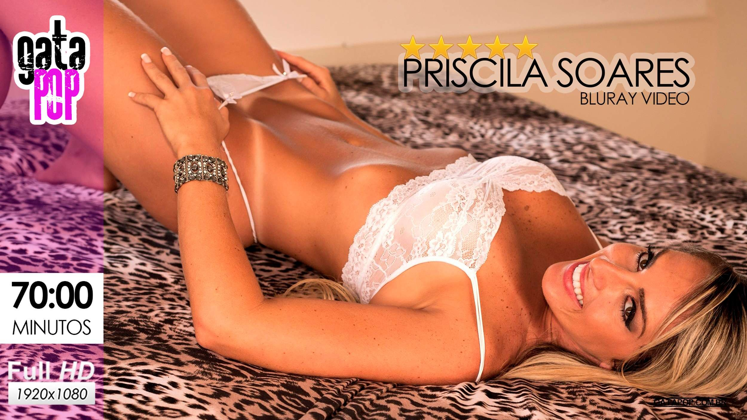 Priscila Soares - Bluray