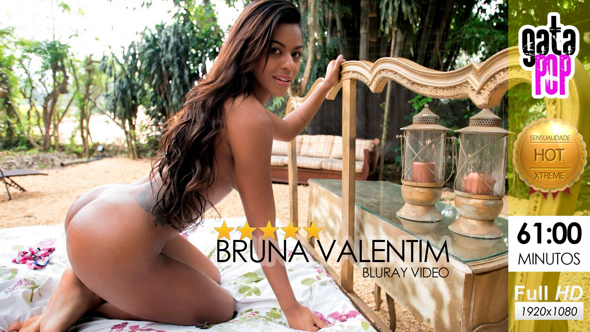 Bruna Valentin - Bluray