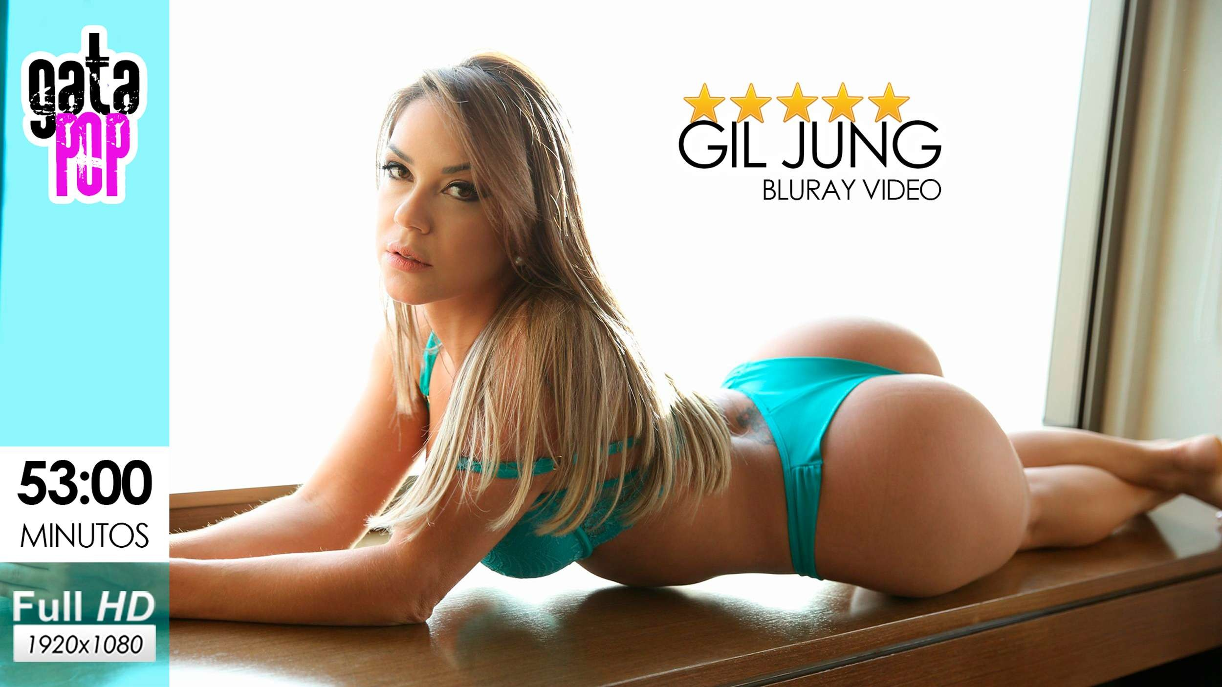 Gil Jung - Bluray